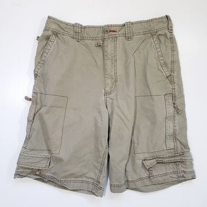 Mens Old Navy Military Cargo Shorts